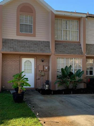 Orlando Townhouse For Sale: 11139 Essex Ridge Court