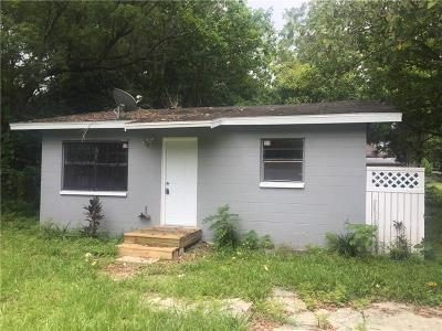 Bartow Single Family Home For Sale: 1715 1/2 Martin Luther King Jr Boulevard