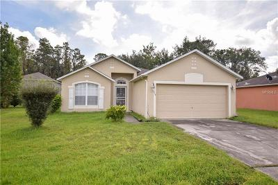 Kissimmee FL Single Family Home For Sale: $160,000