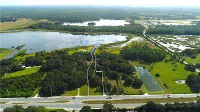 Saint Cloud, St Cloud, St. Cloud, St.cloud Residential Lots & Land For Sale: Narcoossee Road