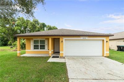 Orlando FL Single Family Home For Sale: $215,000
