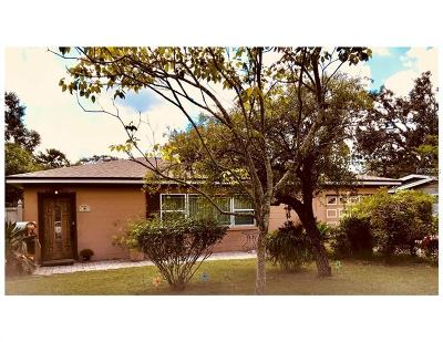 Winter Park Single Family Home For Sale: 1752 Chestnut Ave