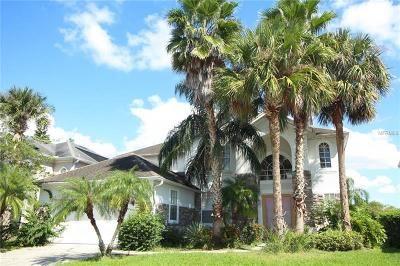Kissimmee Single Family Home For Sale: 1721 Golfview Drive