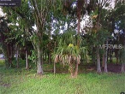 Sanford Residential Lots & Land For Sale: W 6th
