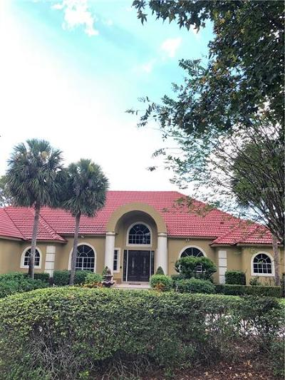 Orlando FL Single Family Home For Sale: $595,900