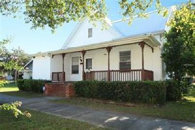 Sanford Single Family Home For Sale: 511 S Magnolia Avenue