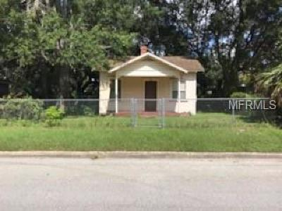 Orlando FL Single Family Home For Sale: $185,000