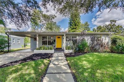 Orlando Single Family Home For Sale: 3105 Pickfair Street