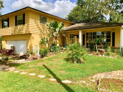 Apopka Single Family Home For Sale: 3541 Holliday Avenue