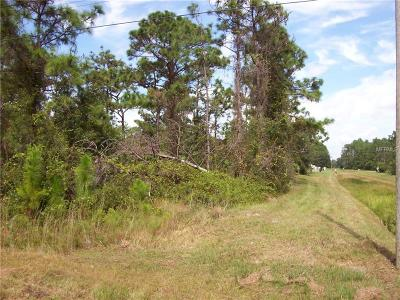Orlando Residential Lots & Land For Sale: Meredith Lot # 94 Parkway