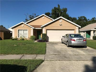 Apopka Single Family Home For Sale: 592 Rouzer Street