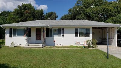 Debary Single Family Home For Sale: 32 Volusia Drive