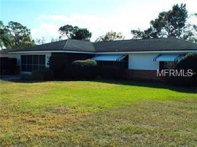 Deltona Single Family Home For Sale: 317 Cloverleaf Boulevard