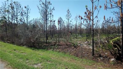 Orlando Residential Lots & Land For Sale: Sabal Street #4A