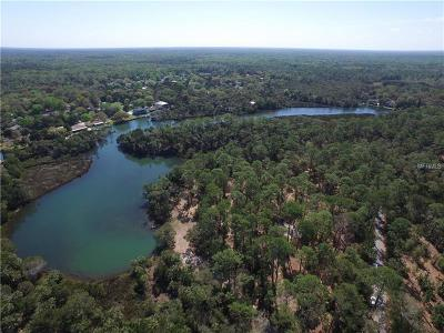 Hernando County, Hillsborough County, Pasco County, Pinellas County Residential Lots & Land For Sale: 5964 Cortez Boulevard