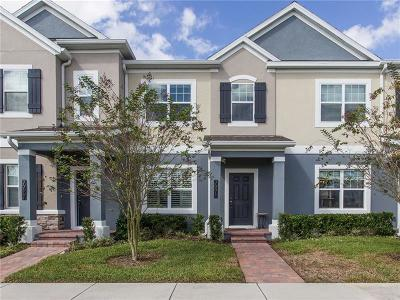 Winter Garden Townhouse For Sale: 7971 Ava Jade Alley