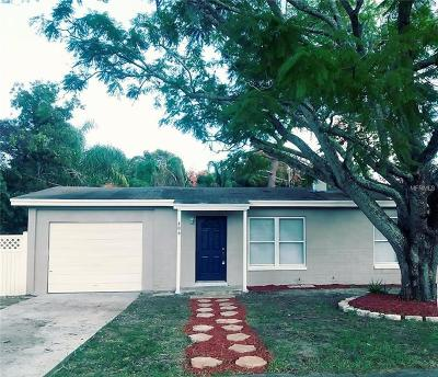 Tarpon Spring, Tarpon Springs Single Family Home For Sale: 406 N Walton Avenue