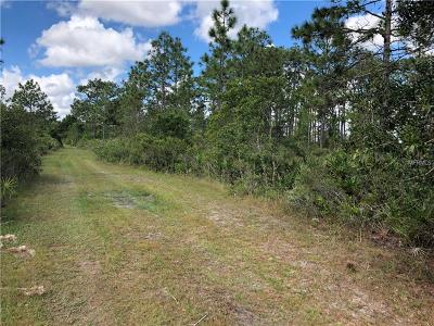 Orlando Residential Lots & Land For Sale: 18391 2nd Street