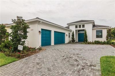 Sarasota Single Family Home For Sale: 8989 Bernini Place