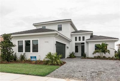 Sarasota Single Family Home For Sale: 8964 Bernini Place
