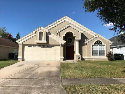 Orlando FL Single Family Home For Sale: $253,500