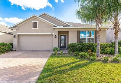 Orlando Single Family Home For Sale: 3922 Pine Gate Trail