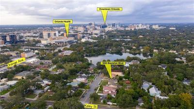Orlando Residential Lots & Land For Sale: 1833 Baylarian Boulevard