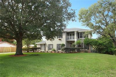 Seminole County, Volusia County Single Family Home For Sale: 2460 Island Drive