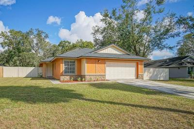 Winter Springs Single Family Home For Sale: 1360 Ortega Street