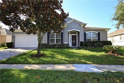 Sanford Single Family Home For Sale: 1609 Polk Way