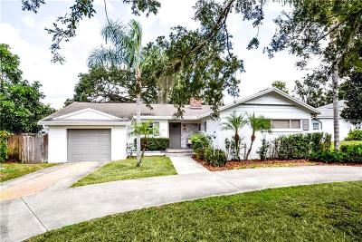 Winter Park Single Family Home For Sale: 159 Burks Circle