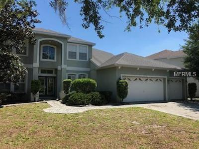 Orlando Single Family Home For Sale: 6693 Lake Pembroke Place