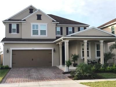 Kissimmee Single Family Home For Sale: 3410 Dovetail Avenue