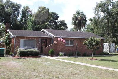 Debary Single Family Home For Sale: 5 Lake Drive