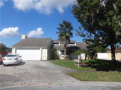 Kissimmee Single Family Home For Sale: 2507 Winding Ridge Avenue N
