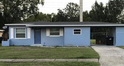 orlando Single Family Home For Sale: 1215 Santa Anita Street
