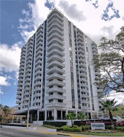Orlando Condo For Sale: 400 E Colonial Drive #1707