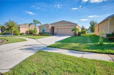 Ruskin Single Family Home For Sale: 409 Britton Shores Court