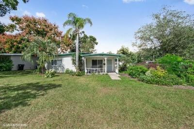Orlando Single Family Home For Sale: 3319 Anderson Road