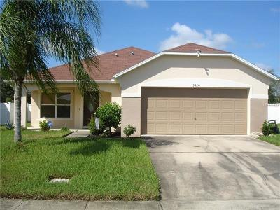 Saint Cloud Single Family Home For Sale: 3320 Whistling Trail