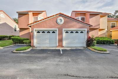 Altamonte Springs Townhouse For Sale: 1009 Casa Del Sol Circle