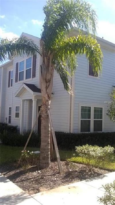 Kissimmee Townhouse For Sale: 3214 Oyster Lane