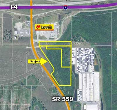 Auburndale Residential Lots & Land For Sale: Us Hwy 559