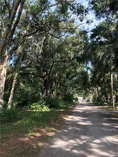 Umatilla Residential Lots & Land For Sale: Palm Court Drive