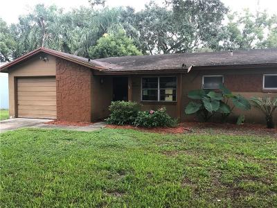 Winter Park Single Family Home For Sale: 5017 Oak Hill Drive
