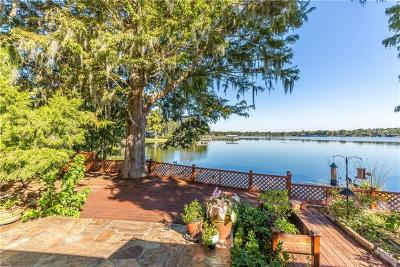 Orlando Single Family Home For Sale: 1915 Lakeside Drive