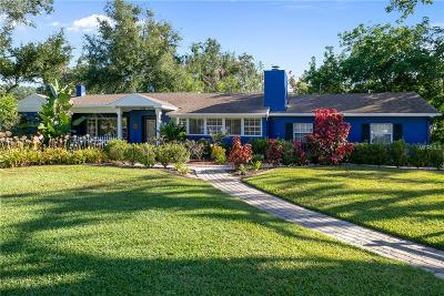 Orlando Single Family Home For Sale: 415 N Hampton Avenue