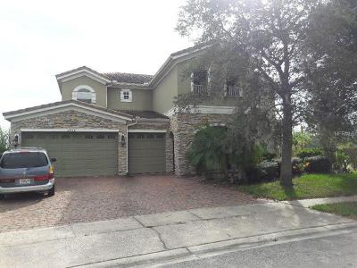Kissimmee Single Family Home For Sale: 3864 Shoreview Drive