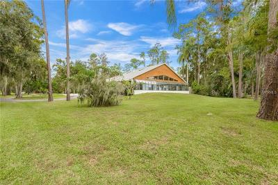Single Family Home For Sale: 13714 Lake Mary Jane Road