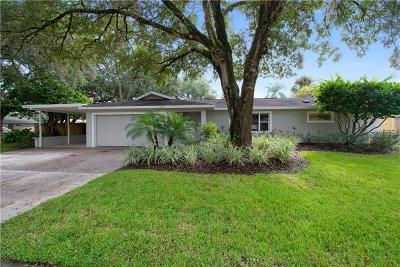 Winter Park Single Family Home For Sale: 1740 Palm Avenue